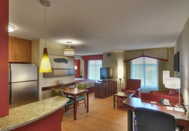 Residence Inn Portland Airport at Cascade Station: Portland Extended Stay Hotels