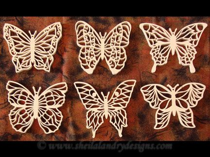scroll saw christmas ornament patterns free - Google Search