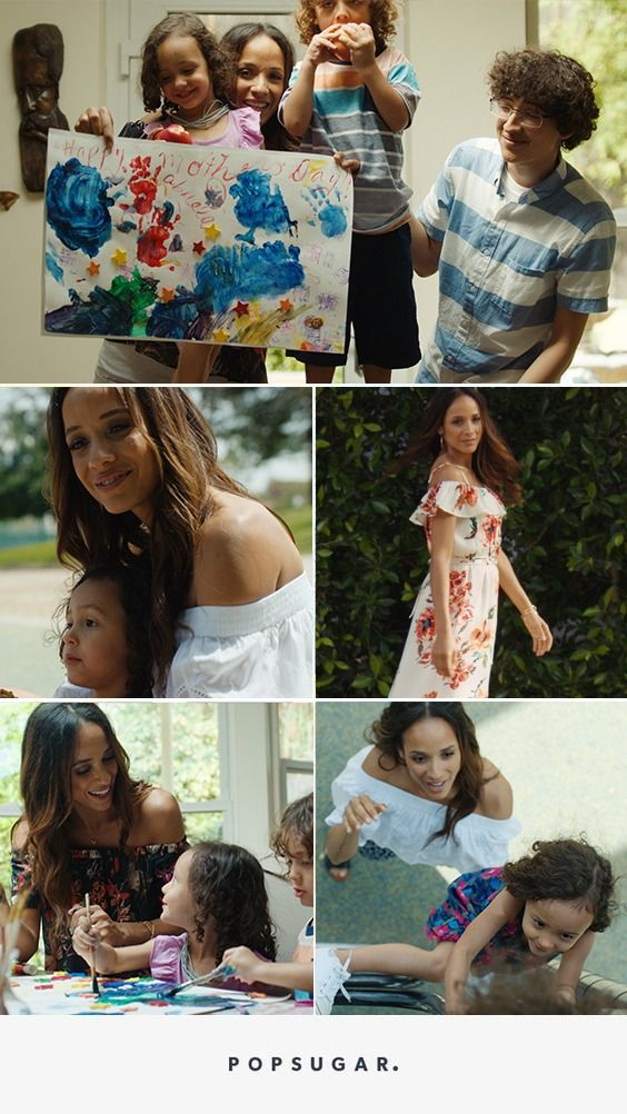 Actress Dania Ramirez on parenting, style, and family tradition. Paid for by JCPenney.