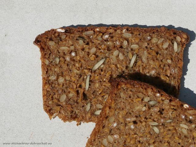 Dobrou chuť: Seveřan - dánský žitný chléb