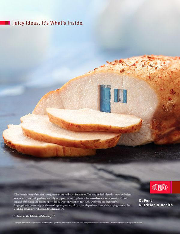DUPONT: It's What's Inside on Behance