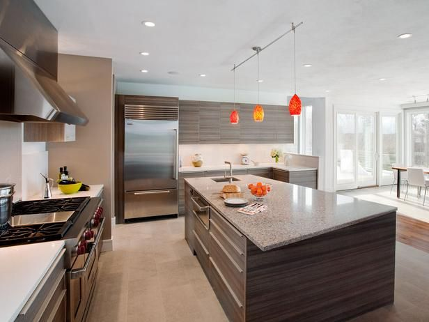Modern Kitchen Design and Appliances