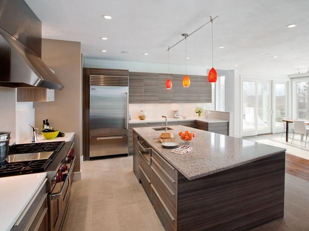 Modern Kitchen Design and Appliances