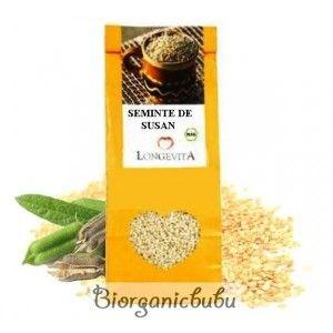 Seminte de susan BIO, 150 g