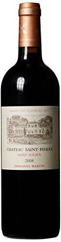2008 Chateau Saint Pierre Saint-Julien Bordeaux 750 mL *** Check this awesome product by going to the link at the image.