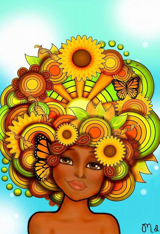 5605 Best Black Women Art Images On Pinterest Black