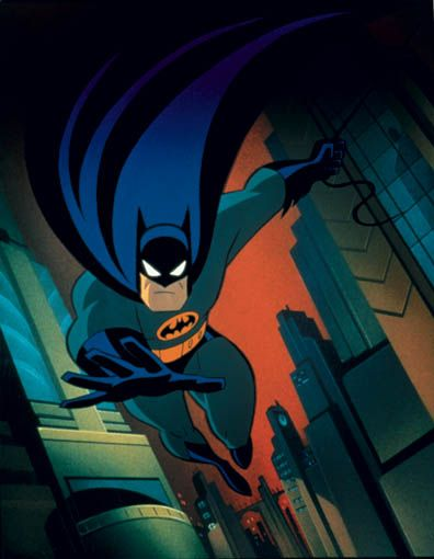 Batman: The Animated Series | Under The Radar