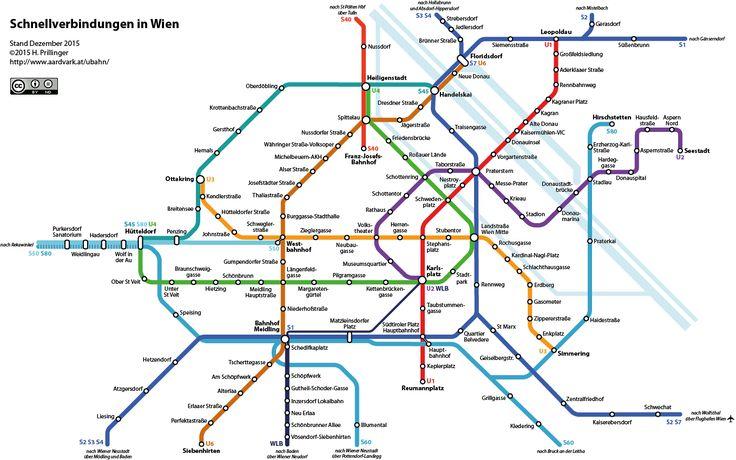 Netzplan Wien (C) H.P. 2014