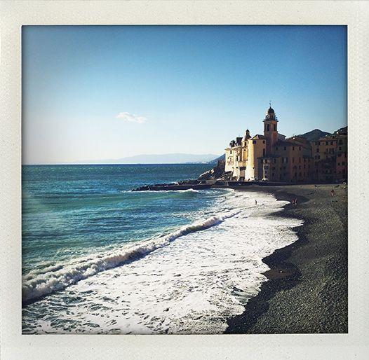 Camogli, Liguria, Italy (I huvudet på Elvaelva).