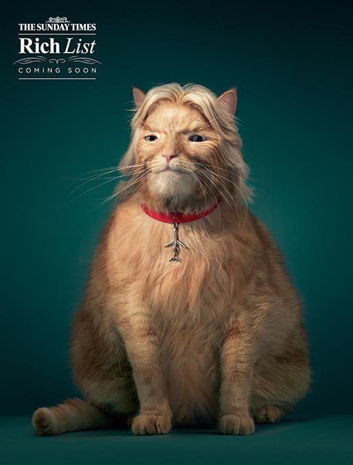 fat cat Richard Branson   via irresistible irreverence ~ Cityhaüs Design