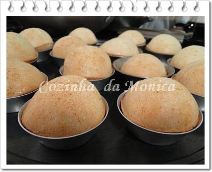 COZINHA DA MONICA: Pão de queijo de liquidificador.