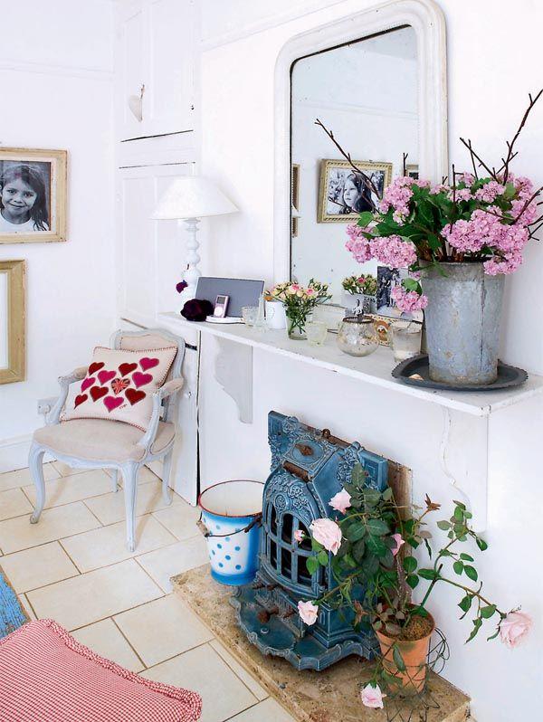 Home & Garden : Une maison de ville rénovée