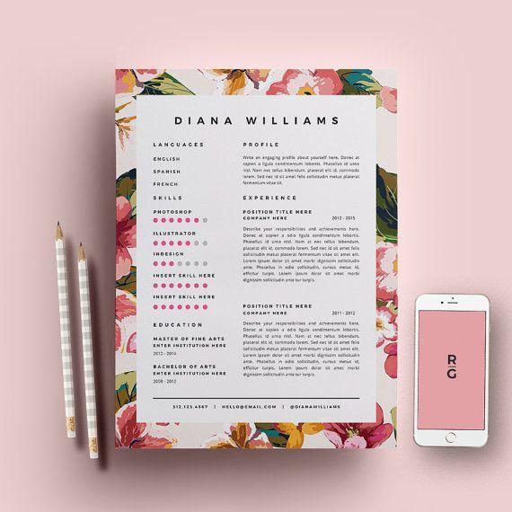 25+ unique Cover letter template ideas on Pinterest Cover - unique resume templates
