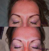 Eyebrow Extensions| False Eyebrows | Fake Eyebrows| Synthetic Eyebrows - Consumers