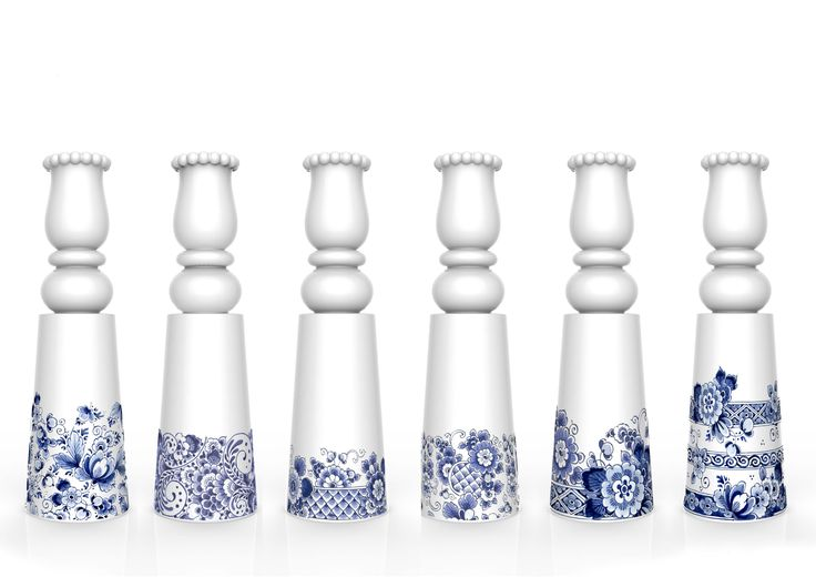 Vase Collection 2015 - Marcel Wanders for Randstad