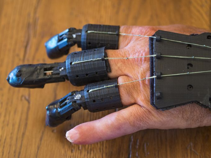 Prosthetic limbs will generally run you thousands of dollars but one man needing an artificial hand built his own by utilizing parts from Home Depot, for under $100. Howard Kamarata, a United States Navy veteran, and his friend and engineer Casey Barrett, researched prosthetics and 3D printing extensively before deciding they could indeed make a […]