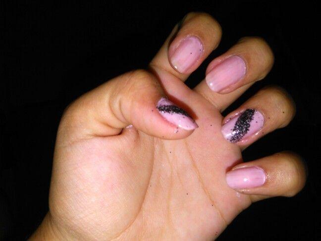 Pink. Escarcha negra