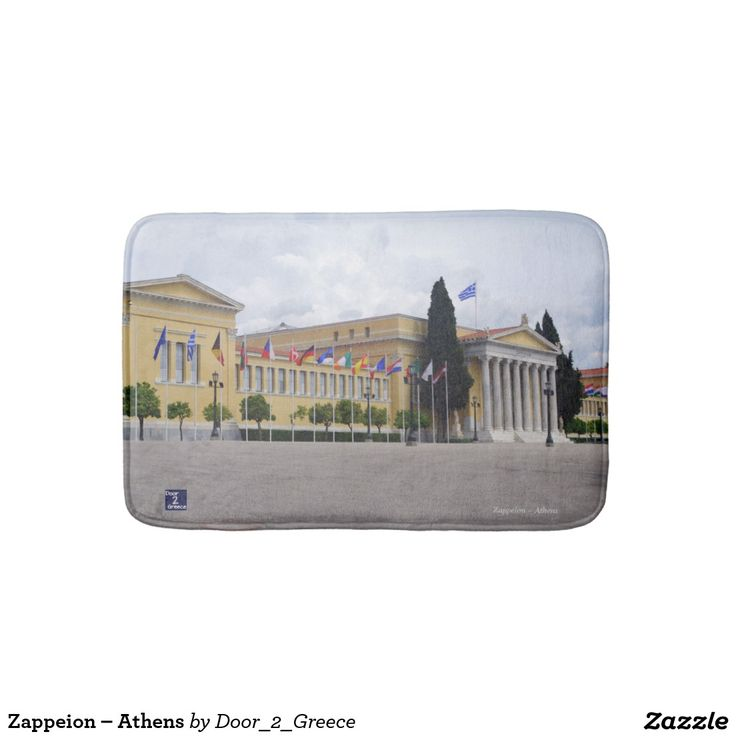 Zappeion – Athens Bath Mats