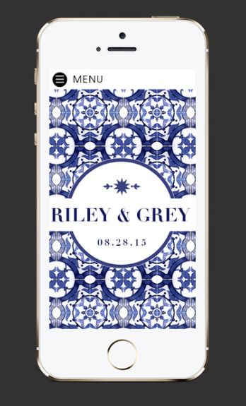 For the longest time, we were pretty sure the only way to have a great looking wedding website was to build your own site from scratch. Then we found Riley & Grey and, be still our beating hearts...they merged user friendly, completely customizable and gorgeous design all onto one platform. Need we say more?