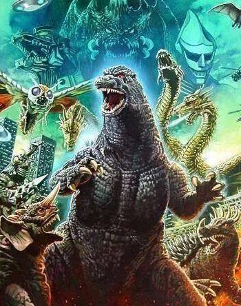 Franchise/Godzilla - Television Tropes & Idioms