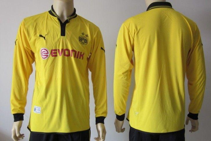 Camisetas Borussia Dortmund Manga Larga 2012/2013 [303] - €16.87 : Camisetas de futbol baratas online!