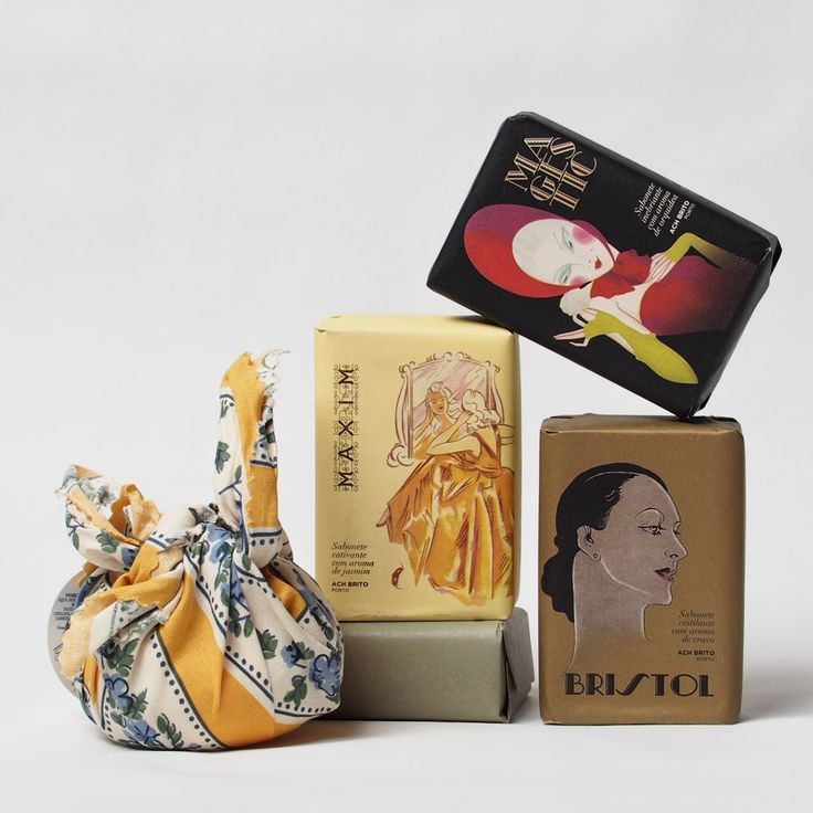 What a difference packaging can make - especially when paired with a lovely fragrance. These are beautifully wrapped soaps from three Portuguese soap-makers: Ach Brito, Claus Porto and Castelbel. A gift is largely about how it makes the recipient feel and packaging can have a lot to do with that - does it make the recipient feel glamorous, luxuriated, special and/or appreciated? Just as an overture does for a musical, or the intro credits do for a movie, packaging sets a tone for what's to…