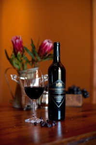 Bonnievale Cellar Vertex Shiraz 2011 was named on of SAs Top 100 Wines!