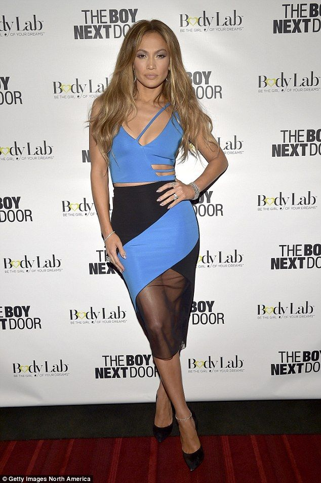 Jennifer Lopez is known for her slim figure and reportedly uses the Freshology delivery service