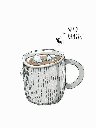 Iced Milo