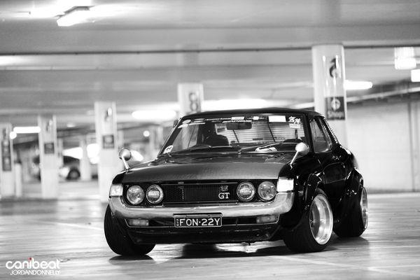 Alfonso Octavianos 1975 Toyota Celica
