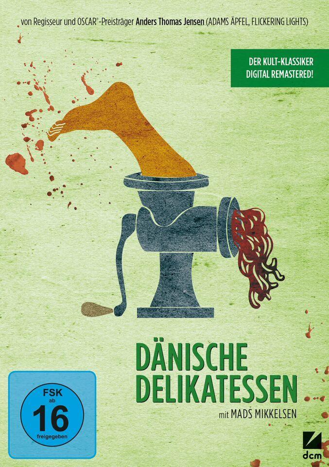 Dänische Delikatessen, 2004. Film von Anders Thomas Jensen mit Nikolaj Lie Kaas, Mads Mikkelsen.