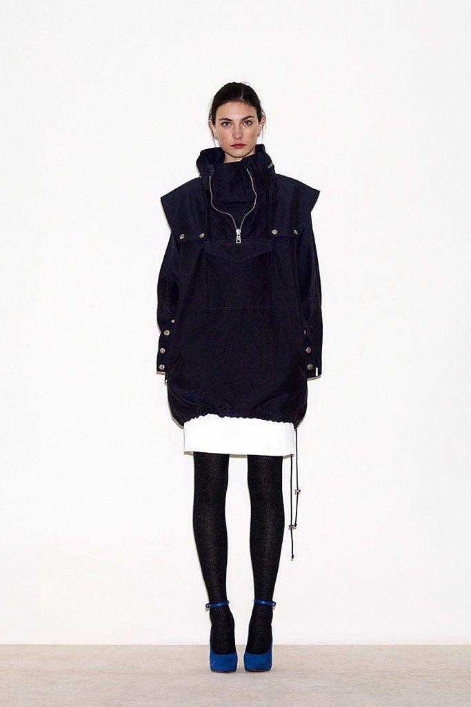 Céline Pre-Fall 2010 Fashion Show - j