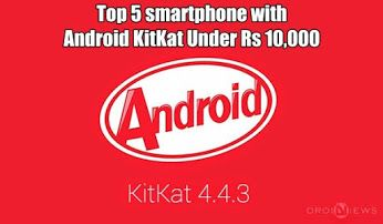 In present times, more than dozen of handsets were announced with the latest Android KitKat operating system. Just few days back, Xolo announced its Q500s IPS and Play 6X 1000 with Android KitKat. Here we present you to the list of Android KitKat handsets under Rs 10,000.http://www.resalerental.com/Top-5-smartphone-with-Android-KitKat-under-Rs-10000-Adid/NTE5Mw==