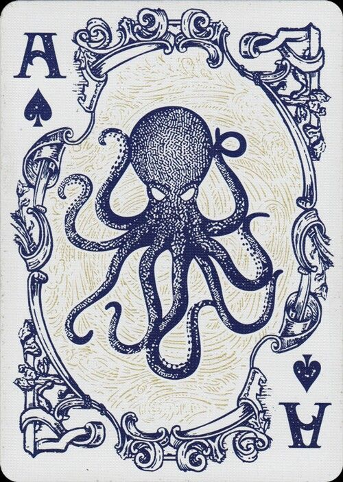 Ace of octopus...by Art of Play