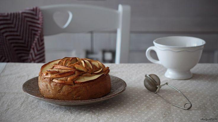 TORTA DI MELE VEGAN | EASY HEALTHY FRESH APPLE CAKE