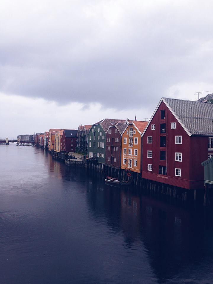 Trondheim, Norwegia, 2015