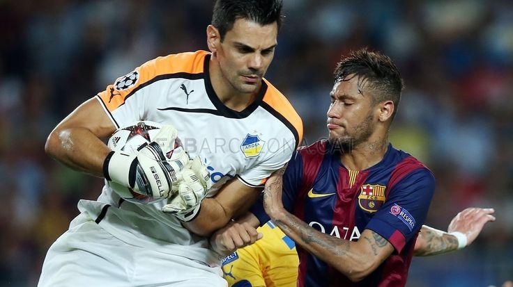La otra cara del Barça-APOEL FC | FC Barcelona