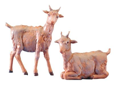 Check out the deal on 5 Inch Scale Goats by Fontanini at FontaniniStore.com