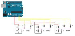 Since writing up instructions on how to build a simple Arduino home energy meter which measured the energy consumption for a single phase, I've had a number of...