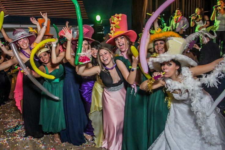Real Wedding - Crazy hour - Hora loca ! Party wedding ...