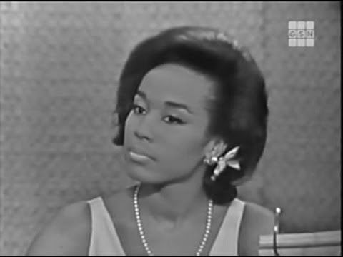 What's My Line? - Sir Edmund Hillary; Diahann Carroll; Merv Griffin [panel] May 20, 1962