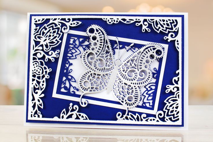 Best 25 Tattered Lace Cards Ideas On Pinterest