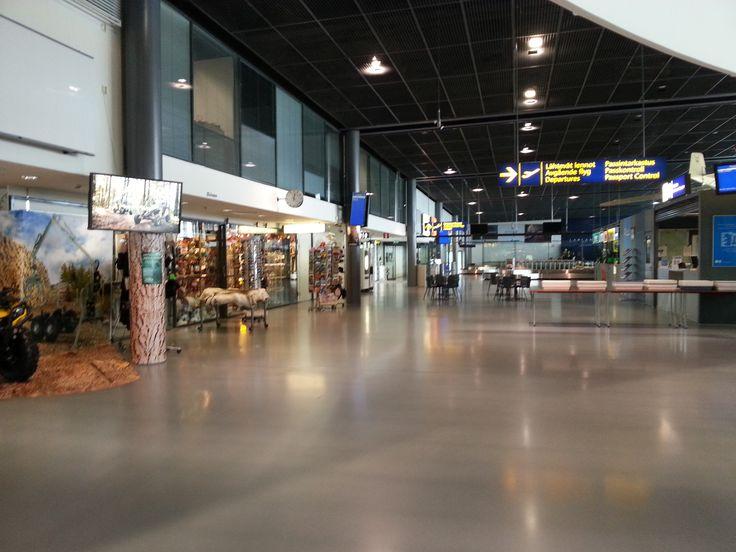 Lotnisko w Rovaniemi