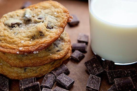 ... Ny Time, Chocolate Chip Cookies, Salts Chocolates, Rice Krispie Treats