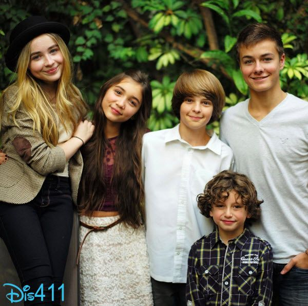 """Girl Meets World"" Writers Answered Fans' Questions December 2, 2014"