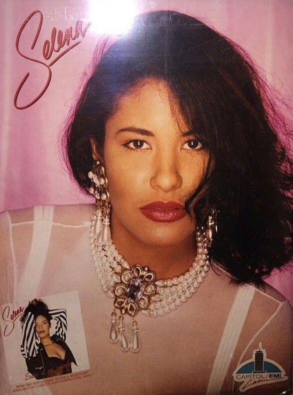 Entre a Mi Mundo poster Selena Quintanilla | Selena ...