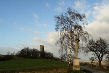 Wallberg castle near eltmann Germany