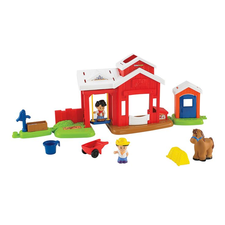 Fisher Price Little People Horse Stable   Toys R Us Australia