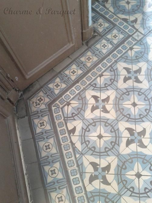 265 best images about carreaux de ciment on pinterest cement tiles deco cuisine and tiles. Black Bedroom Furniture Sets. Home Design Ideas