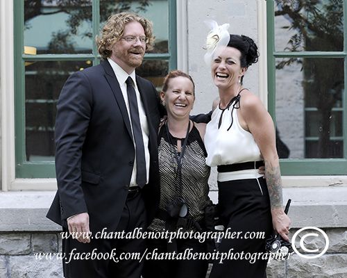 At Rob & Tara's Ottawa downtown wedding